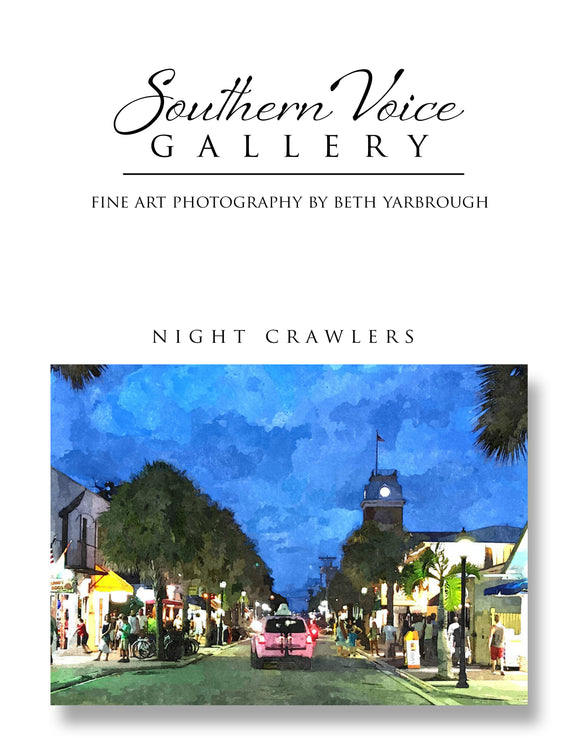 Artwork - Southern Voice Gallery - Key West - Old Town Fine Art Print
