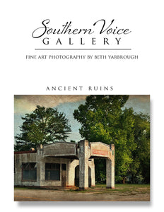 Artwork - Southern Voice Gallery - Roadside - Ancient Ruins Fine Art Print