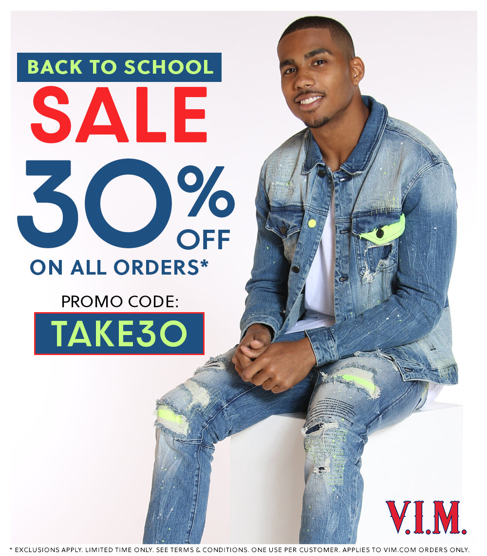 56ec94ad Buy Online from V.I.M. - The Best Jeans and Sneaker Stores ...