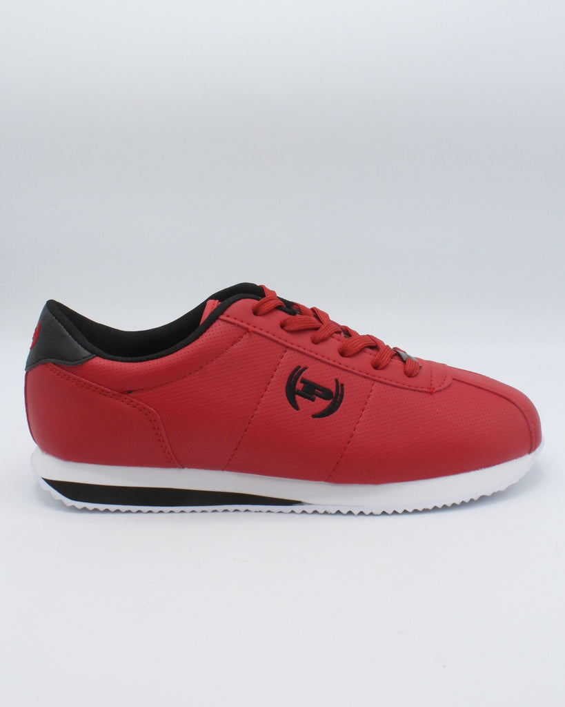 PHAT ATHLETIC Men'S Toluca Sneaker - Red - Vim.com