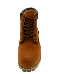 MOUNTAIN GEAR Men'S Langdon 6 Inch Workboot - Brown - Vim.com
