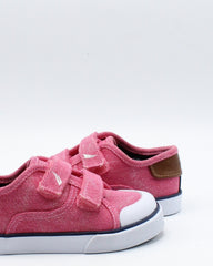 NAUTICA Bobstay Sneaker (Toddler) - Pink - Vim.com