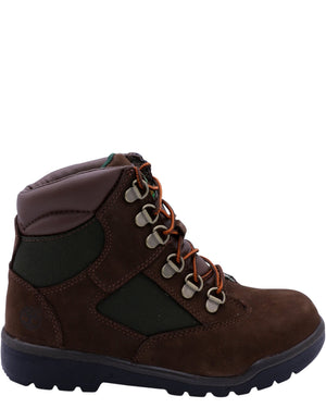 TIMBERLAND-6-Inch Field Boot (Pre School) - Brown-VIM.COM