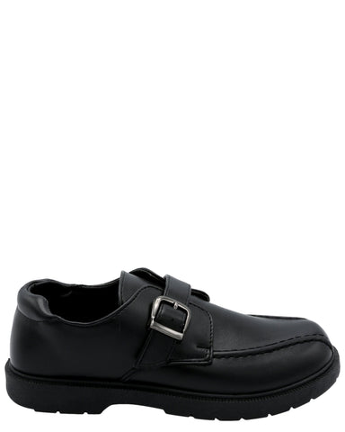 VIM Boy'S School Shoes (Grade School) - Black - Vim.com
