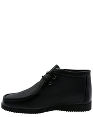 VIM Men'S Mid Cut Walli Hush 3 Boot - Black - Vim.com