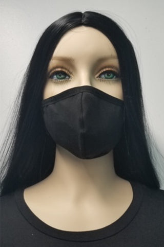 Women's Face Mask - Black
