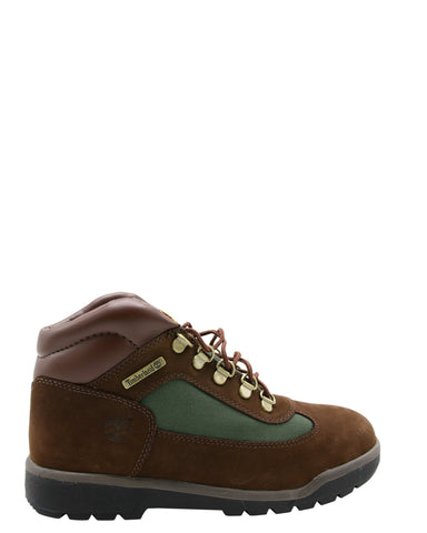 TIMBERLAND-Waterproof Field Hiking Boot (Grade School) - Brown-VIM.COM