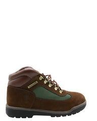 TIMBERLAND Waterproof Field Hiking Boot (Grade School) - Brown - Vim.com