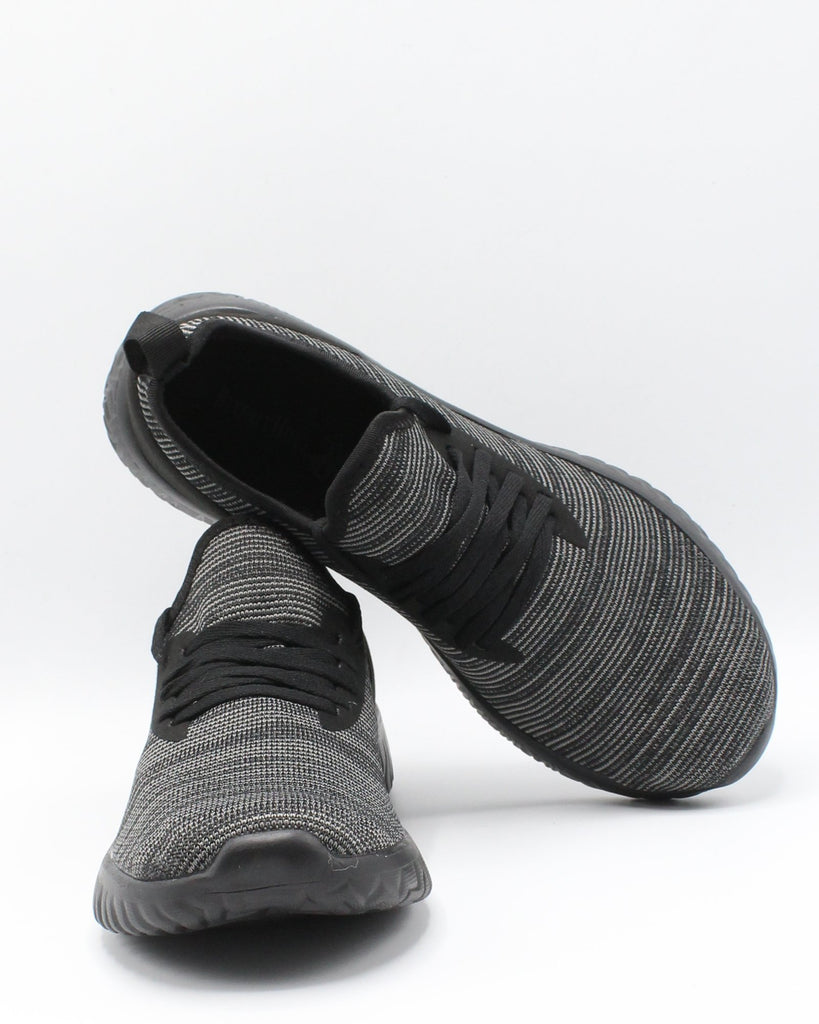 BEVERLY HILLS POLO CLUB Men'S Reeboot Sneaker - Black - Vim.com