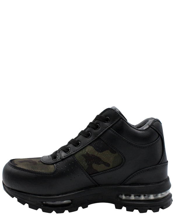 MOUNTAIN GEAR D Day Mesh 2 Camo Boot (Pre School) - Black - Vim.com