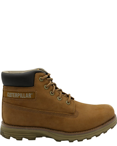 Caterpillar Men'S Founder Mid Boot - Brown - Vim.com