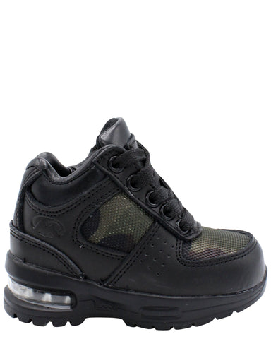 MOUNTAIN GEAR D Day Mesh 2 Camo Boot (Toddler) - Black - Vim.com
