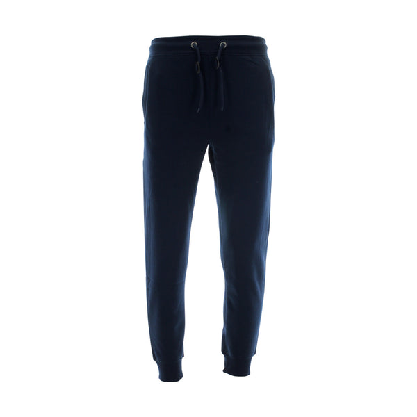 Skazi New York - Men's 250 Gsm Solid Basic Fleece Joggers - Navy - V.I.M. - 1