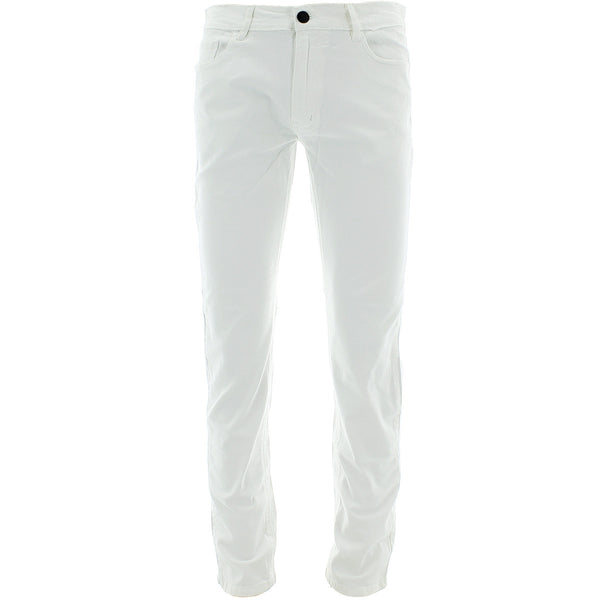Azazel - Men's Twill Pants - White - V.I.M. - 1