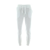 Floose - Men's Basic Fleece 220 Gsm Jogger - White - V.I.M. - 1