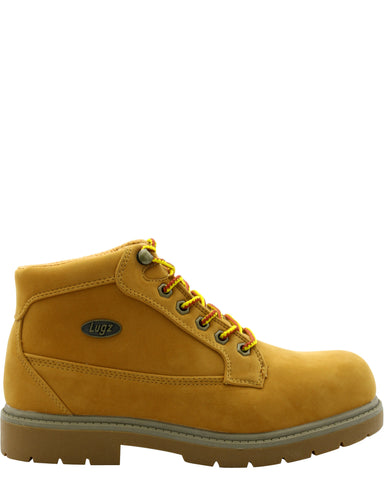 Lugz Men'S Mid Work Boots - Wheat - Vim.com