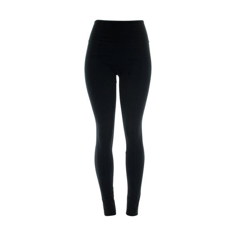 Love Nation Tummy Tuck Ponte Pant - Black - ShopVimVixen.com