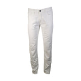 Azazel - Men's Twill Stretch Pants - White - V.I.M. - 1