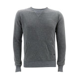 Floose - Men's Fleece Crew Tc Fabric Sweatshirt - Heather Grey - V.I.M. - 1