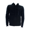 Switch Remarkable - Men's Quilted Fleece Motto Hoodie Sweatshirt - Black - V.I.M. - 1