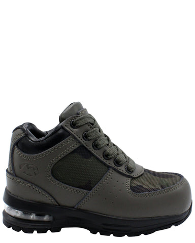 MOUNTAIN GEAR D Day Mesh 2 Camo Boot (Pre School) - Grey - Vim.com