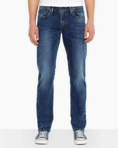 LEVI'S-Men's 514 Slim Straight Jean - Blue-VIM.COM