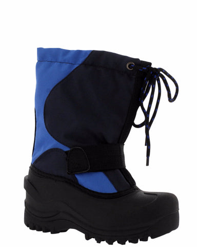VIM Insulated Snow Boots (Pre School) - Navy - Vim.com