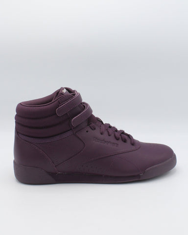 REEBOK-Freestyle Hi Sneaker (Grade School) - Purple-VIM.COM