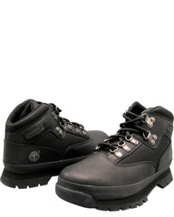 TIMBERLAND Waterproof Field Hiking Boots (Pre School) - Black - Vim.com