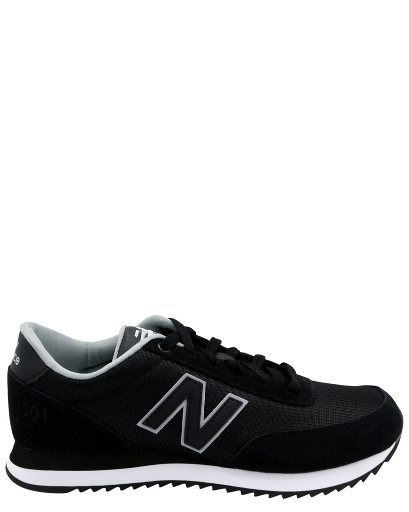 NEW BALANCE Men'S 501 Core Sneaker - Black - Vim.com