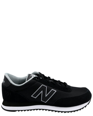 NEW BALANCE-Men's 501 Core Sneaker - Black-VIM.COM