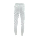 Floose - Men's Basic Fleece 220 Gsm Jogger - White - V.I.M. - 2