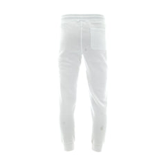 Skazi New York - Men's 250 Gsm Solid Basic Fleece Joggers - White - V.I.M. - 2