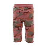 Skazi New York - Men's French Terry Shorts - Blush/Camouflage - V.I.M. - 2
