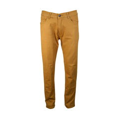 Azazel - Men's Twill Stretch Pants - Dark Khaki - V.I.M. - 2