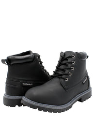 AKADEMIKS Polar 02 Boot (Pre School) - Black - Vim.com