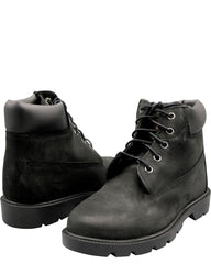 TIMBERLAND Classic 6-Inch Boots (Pre School) - Black - Vim.com