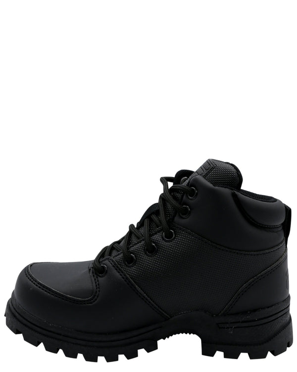 FILA Boy'S Ascender 2 Boot (Pre School) - Black - Vim.com