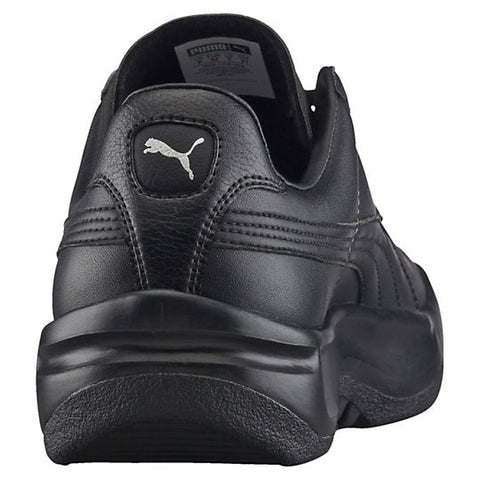 Puma - Men's GV Special Low Leather Sneaker - - Black/Black - V.I.M. - 4