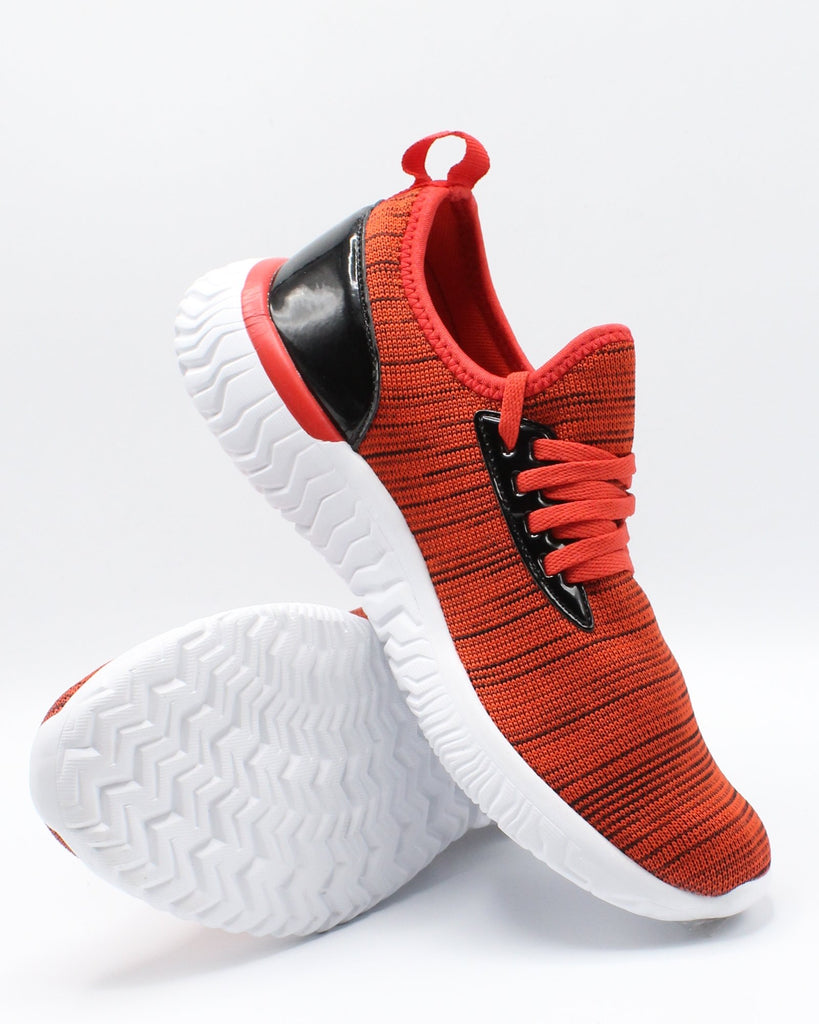 BEVERLY HILLS POLO CLUB Men'S Reeboot Sneaker - Red - Vim.com