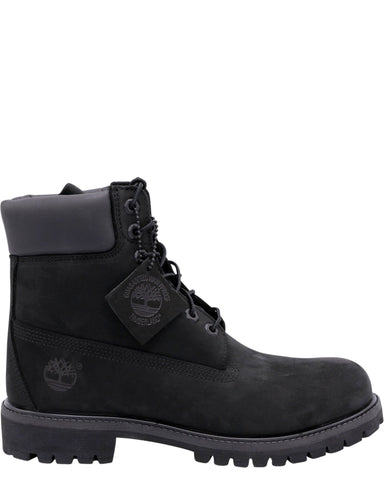 TIMBERLAND-Men's Icon 6 Inch Premium Waterproof Boot - Black-VIM.COM