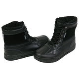 Nautica - Men's Luckview Winter Duck Boots - Black - V.I.M. - 3