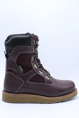 Men's Welt High 9 Inch Boot - Burgundy