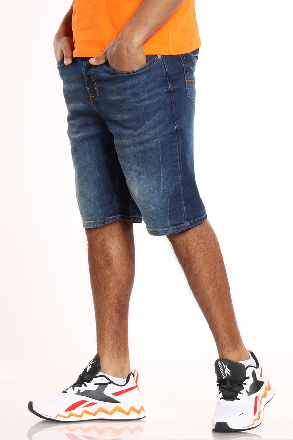 Men's Classic 10 Inch Short - Dark Blue