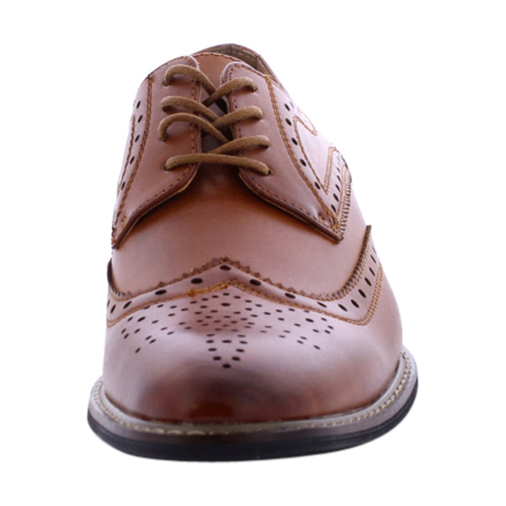 Men's Wing Tip Dress Shoes
