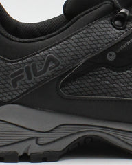 FILA Men'S Switchback 2 Sneaker - Black Grey - Vim.com