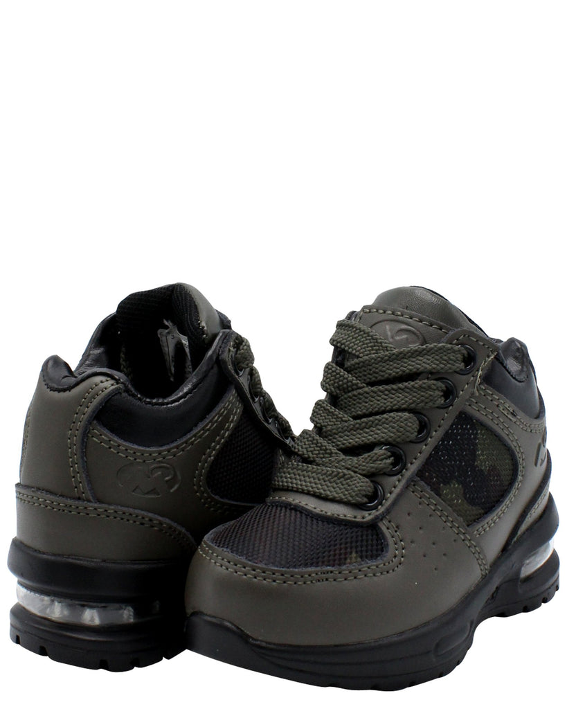 MOUNTAIN GEAR D Day Mesh 2 Camo Boot (Toddler) - Grey - Vim.com