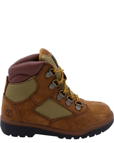 TIMBERLAND Boy'S 6-Inch Field Boot (Toddler/Pre School) - Wheat - Vim.com