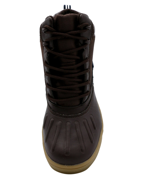 NAUTICA Men'S New Bedford Boot - Brown - Vim.com