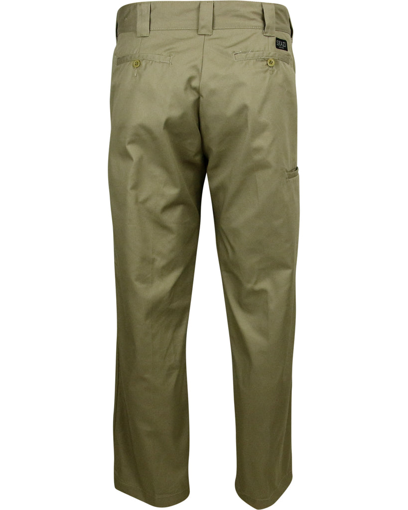 Men's Twill Chino Cell Pocket Pants
